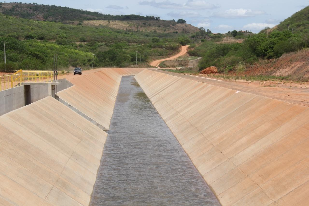 Cinturão das Águas do Ceará